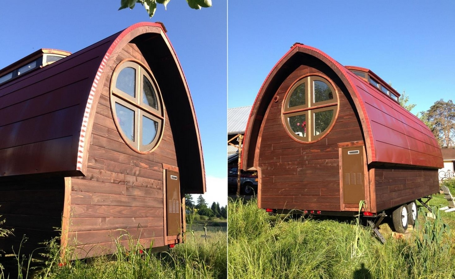 15 Examples of Tiny-home designs - Sheet40