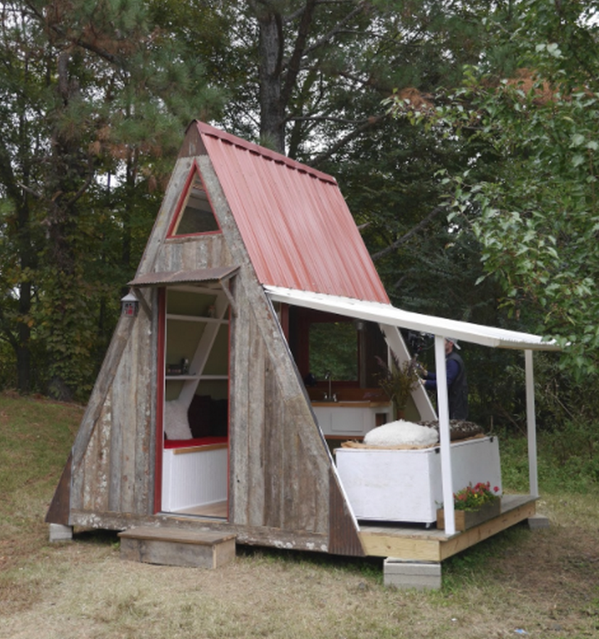 15 Examples of Tiny-home designs - Sheet43