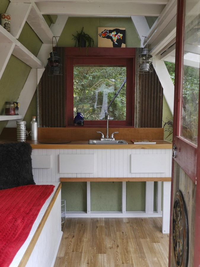 15 Examples of Tiny-home designs - Sheet45