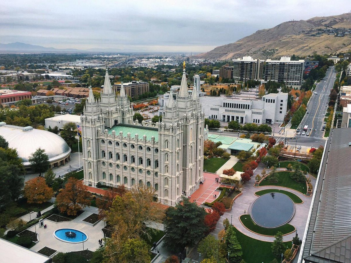 The Temple Square - Sheet2