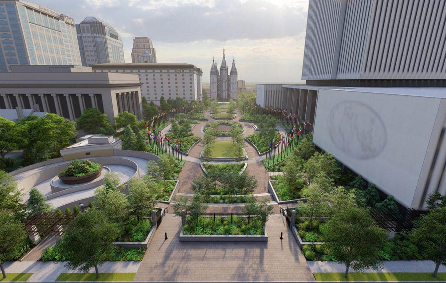 The Temple Square - Sheet3
