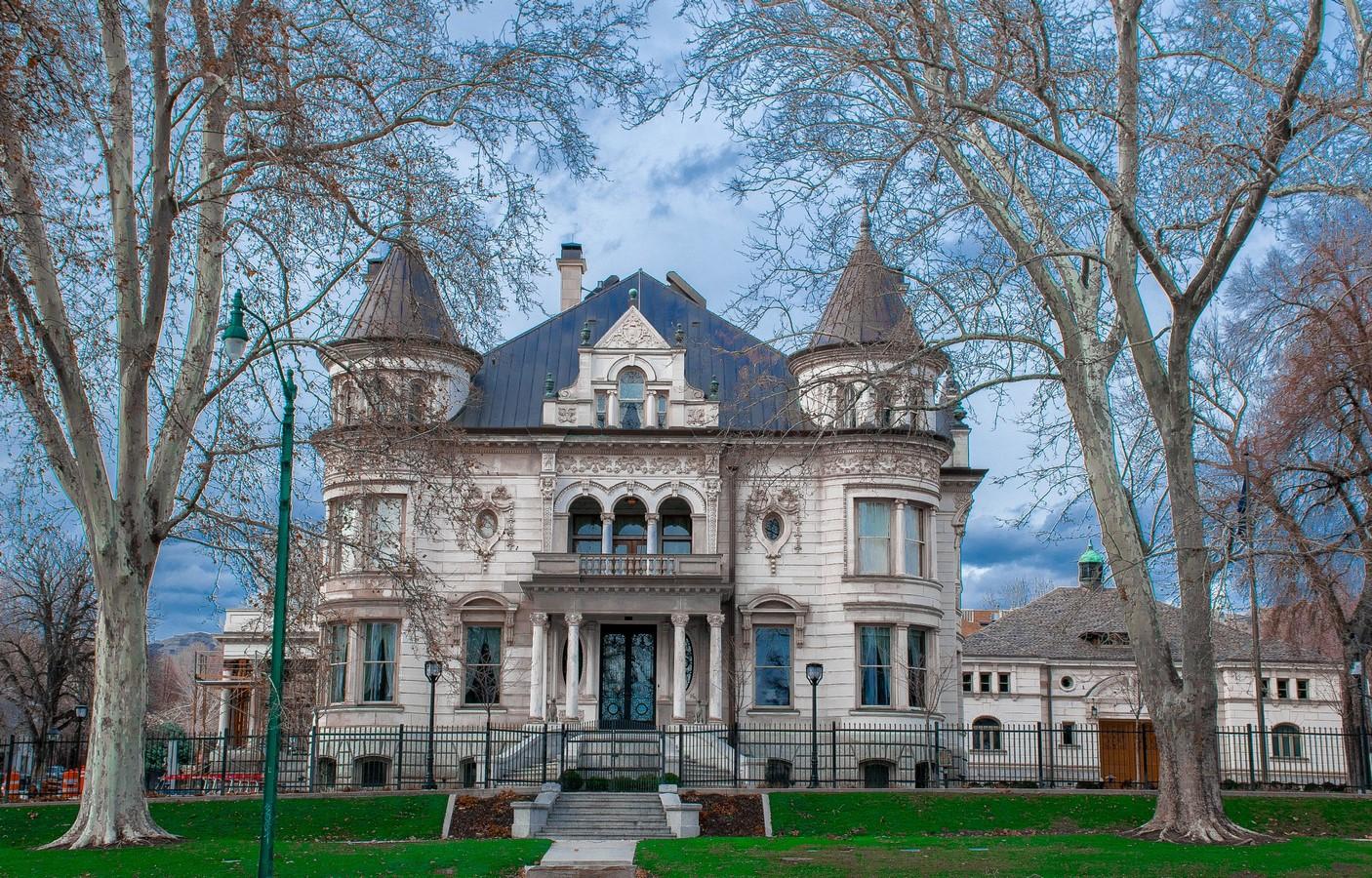Kearn's Mansion - Sheet1