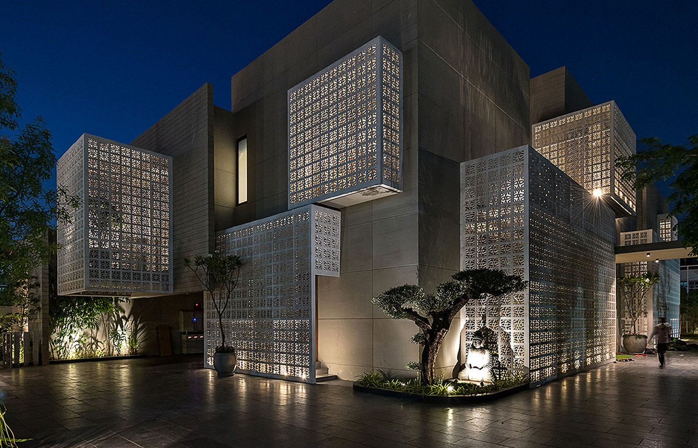 18 Screens, Lucknow by Sanjay Puri Architects Reflection of Traditions - Sheet5