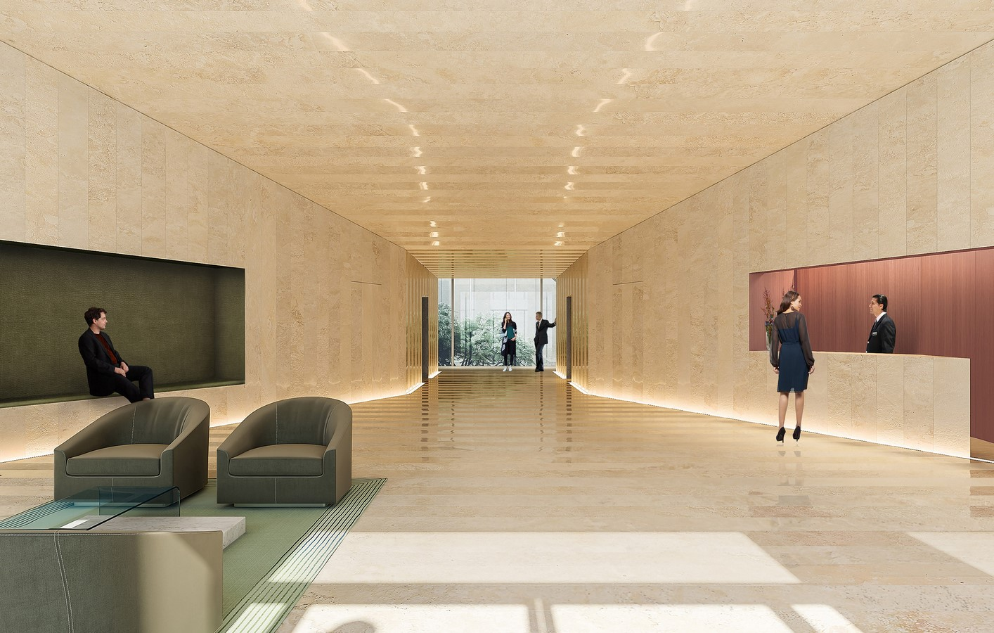121 East 22nd by Rem Koolhaas: Merging history and modernity - Sheet10