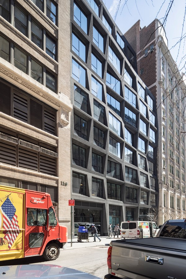 121 East 22nd by Rem Koolhaas: Merging history and modernity - Sheet3