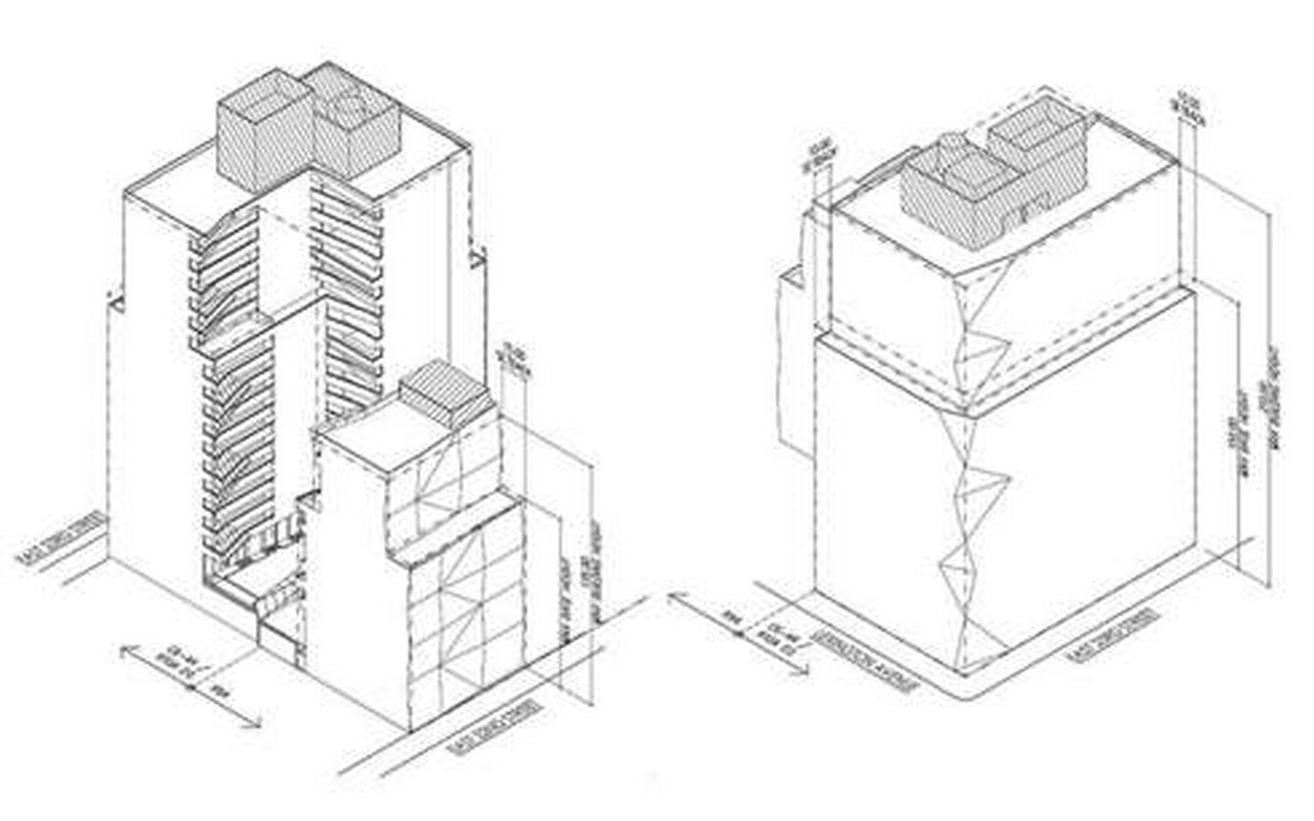 121 East 22nd by Rem Koolhaas: Merging history and modernity - Sheet5