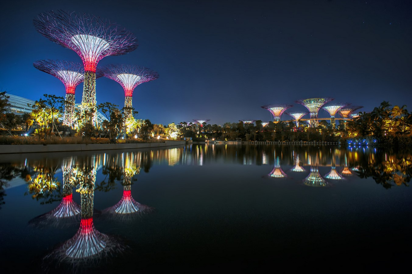 Gardens by the Bay, Singapore - Sheet2