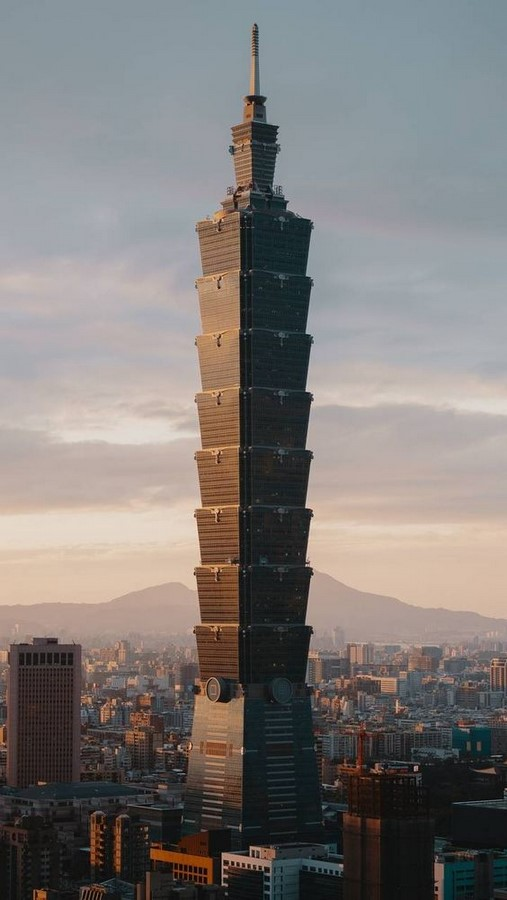 Taipei 101, Taiwan - Sheet1