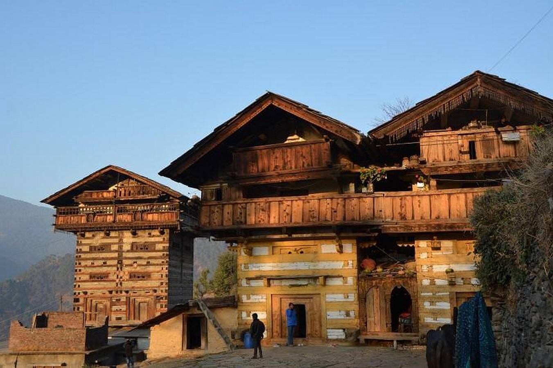 Koti Banal Architecture, India - Sheet2