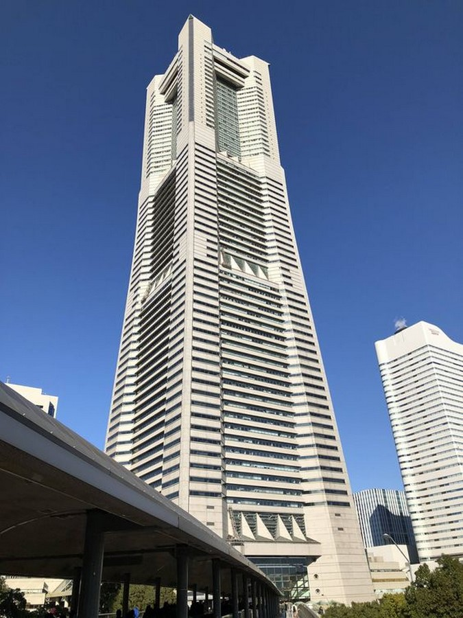 Yokohama landmark tower, Yokohama - Sheet2