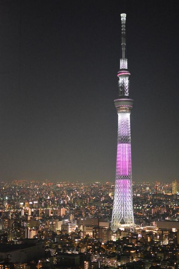 Tokyo Skytree, Tokyo - Sheet2