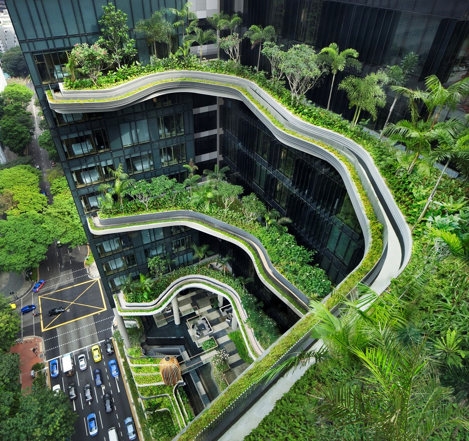 10 things you did not know about Green walls - Sheet14
