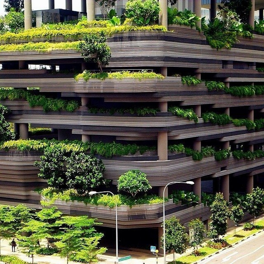10 things you did not know about Green walls - Sheet15