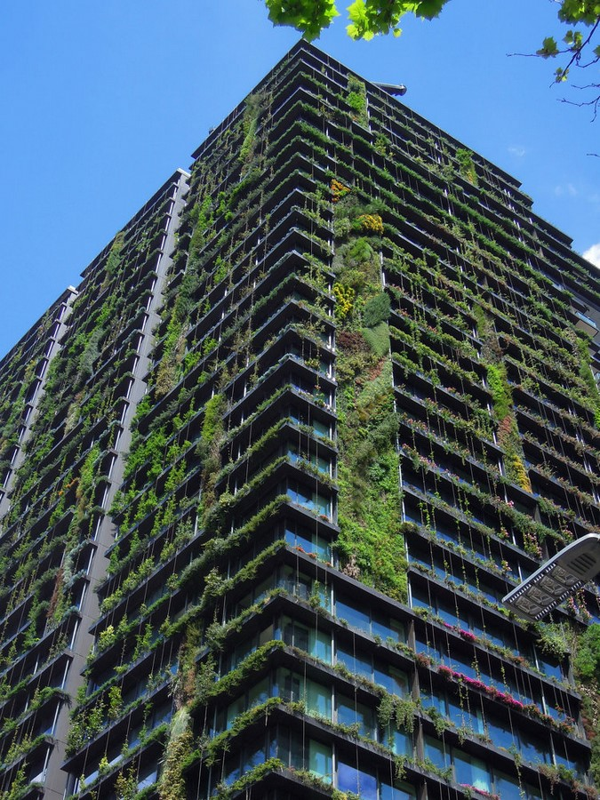 10 things you did not know about Green walls - Sheet7