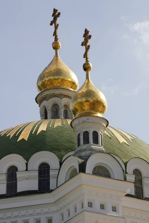 Past, Present and Future: Architecture of Russia - Sheet1