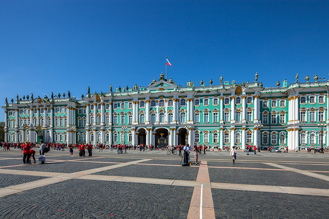 Past, Present and Future: Architecture of Russia - Sheet5