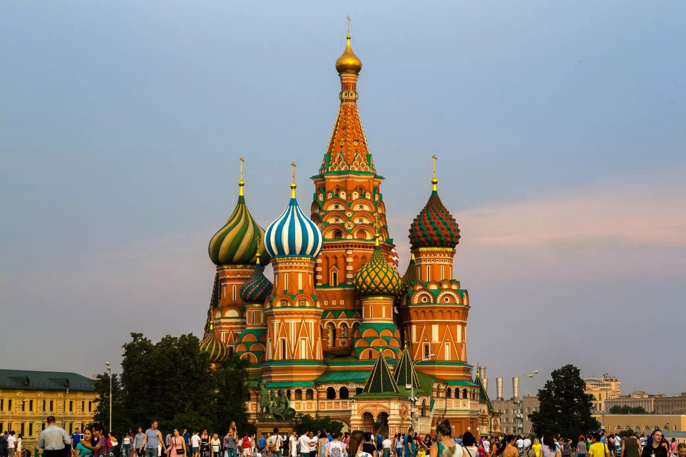 Past, Present and Future: Architecture of Russia - Sheet7