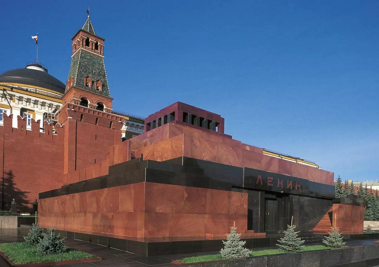Past, Present and Future: Architecture of Russia - Sheet8