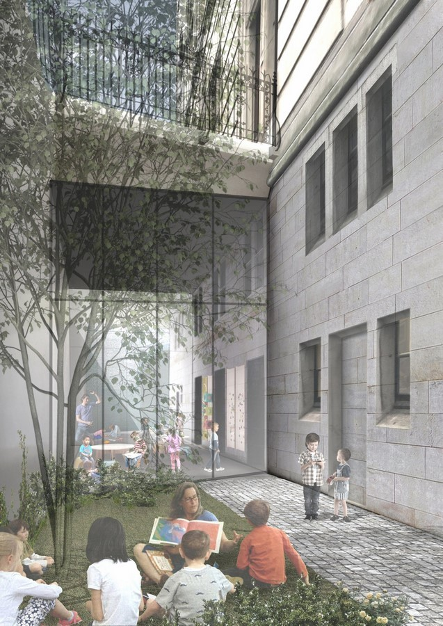 The National Portrait Gallery by Purcell and Jamie Fobert Architects - Sheet1