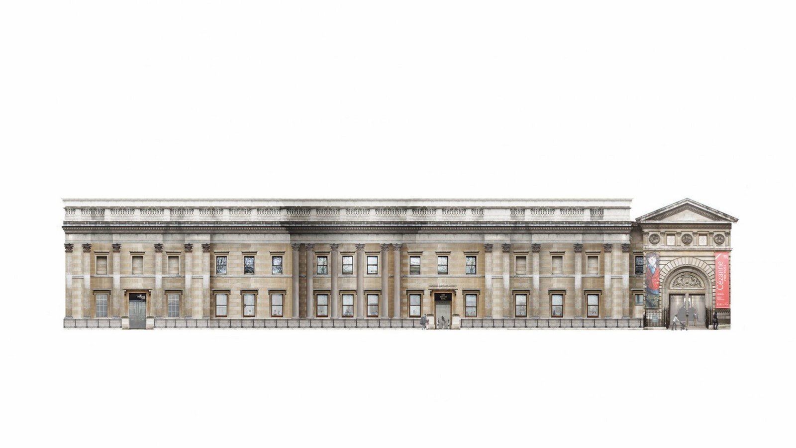 The National Portrait Gallery by Purcell and Jamie Fobert Architects - Sheet2