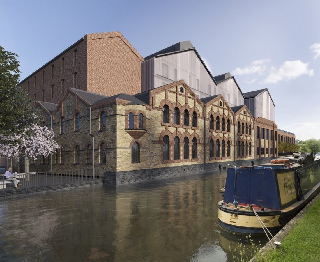 The University of Oxford, Business School by John McAslan + Partners' - Sheet1