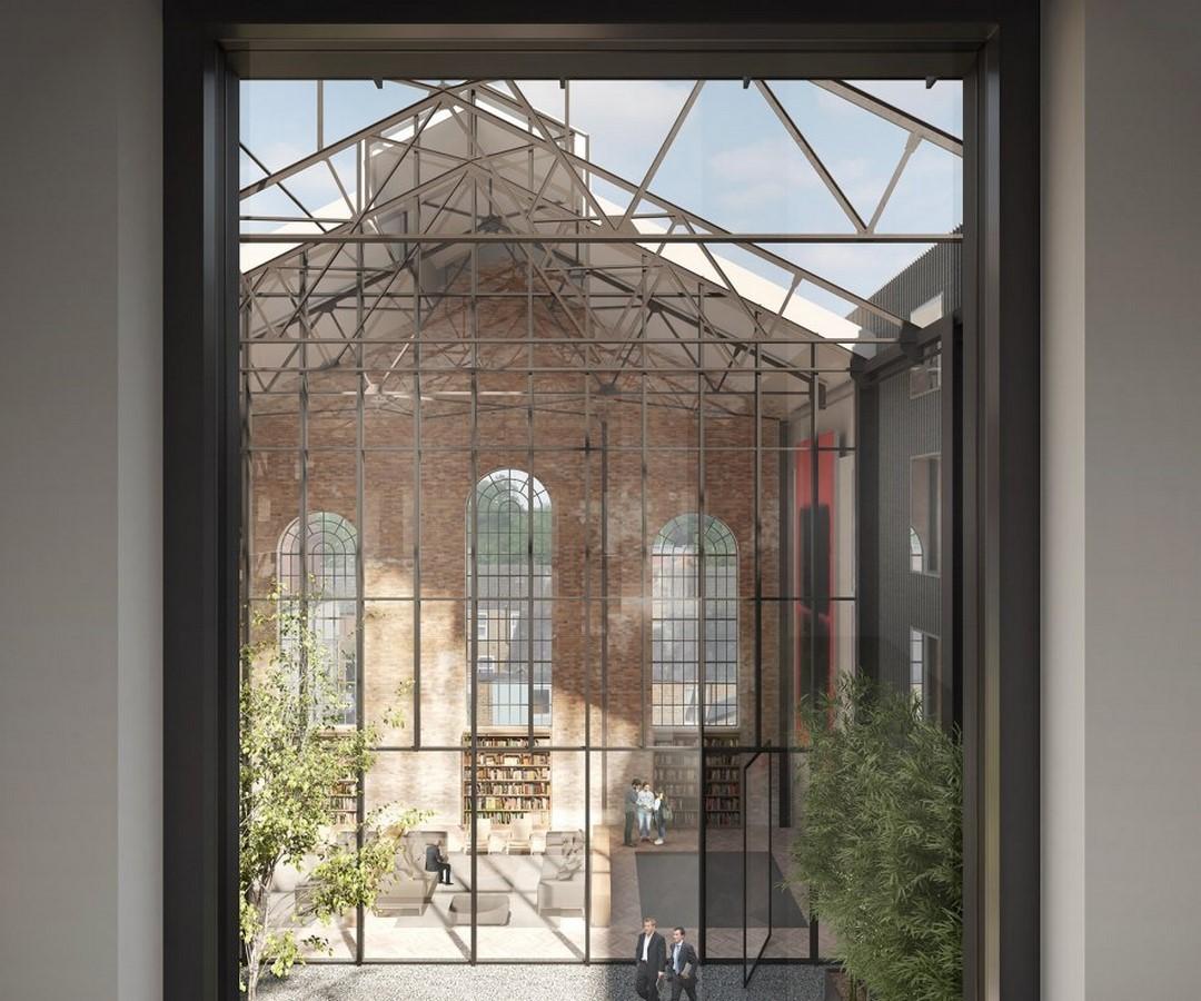 The University of Oxford, Business School by John McAslan + Partners' - Sheet2