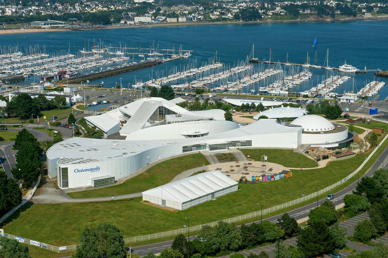 Places to visit in Brest for the Travelling Architect - Sheet1