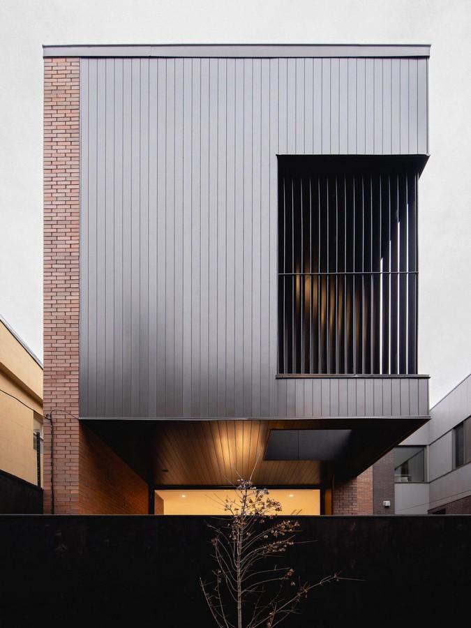 La Doyenne Renovation and Extension, Montreal - Sheet2