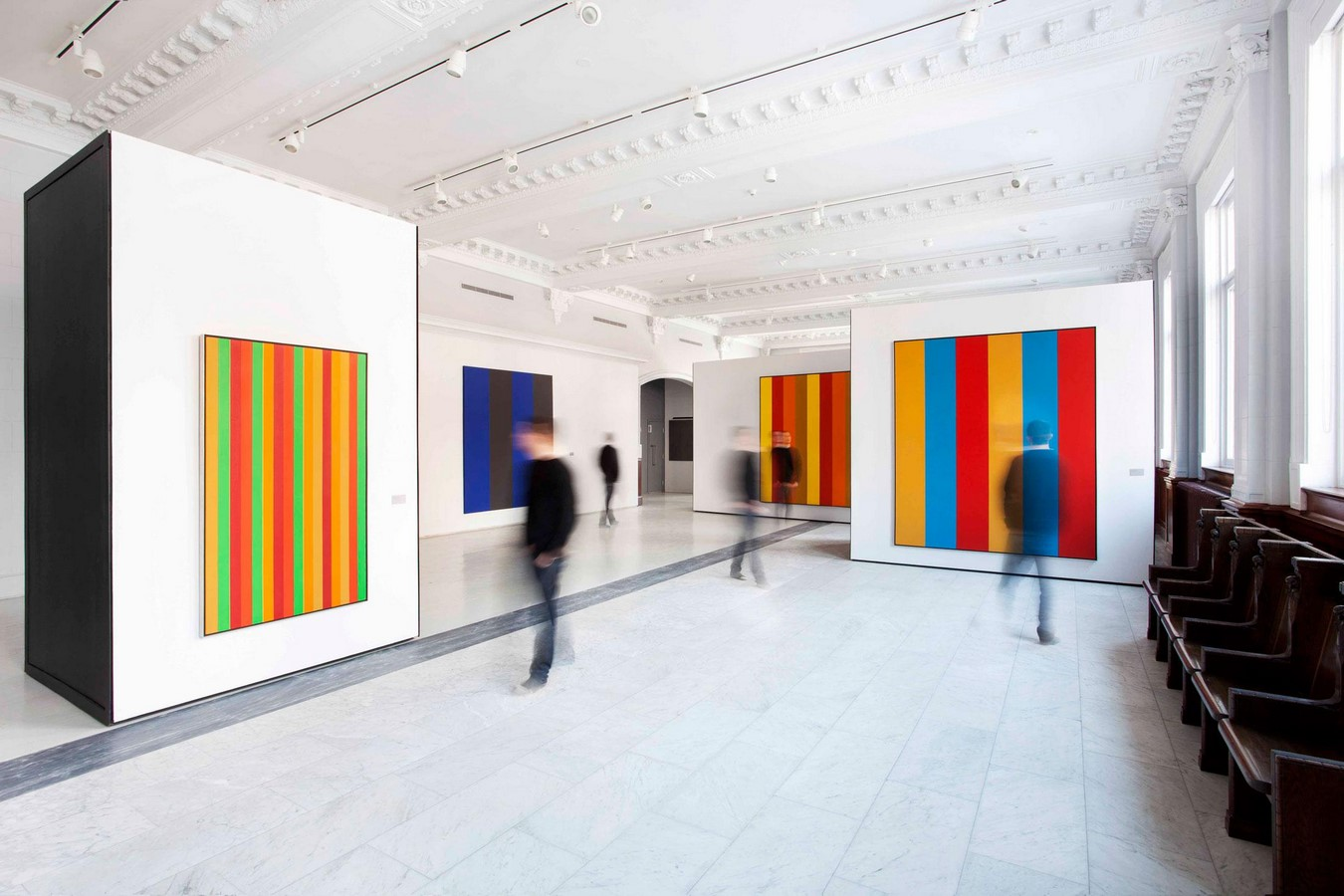 Guido Molinari Foundation, Montreal - Sheet1