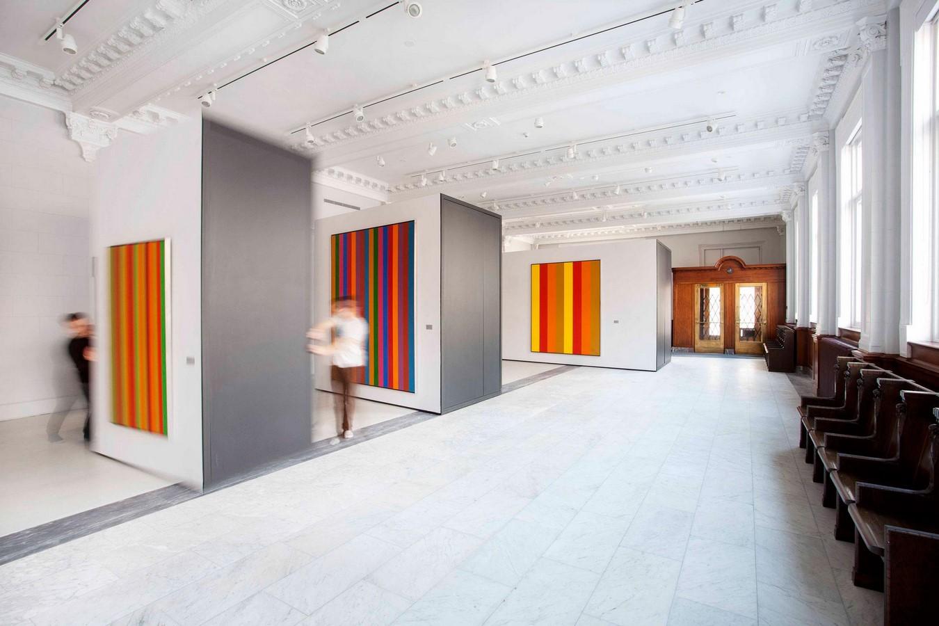 Guido Molinari Foundation, Montreal - Sheet2