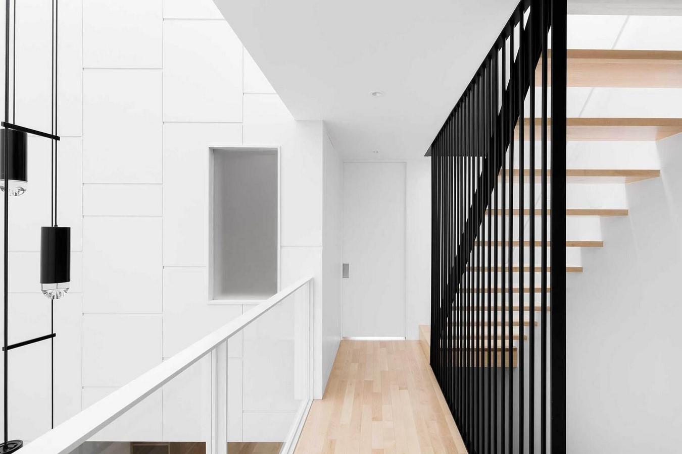 Somerville Residence, Montreal - Sheet3