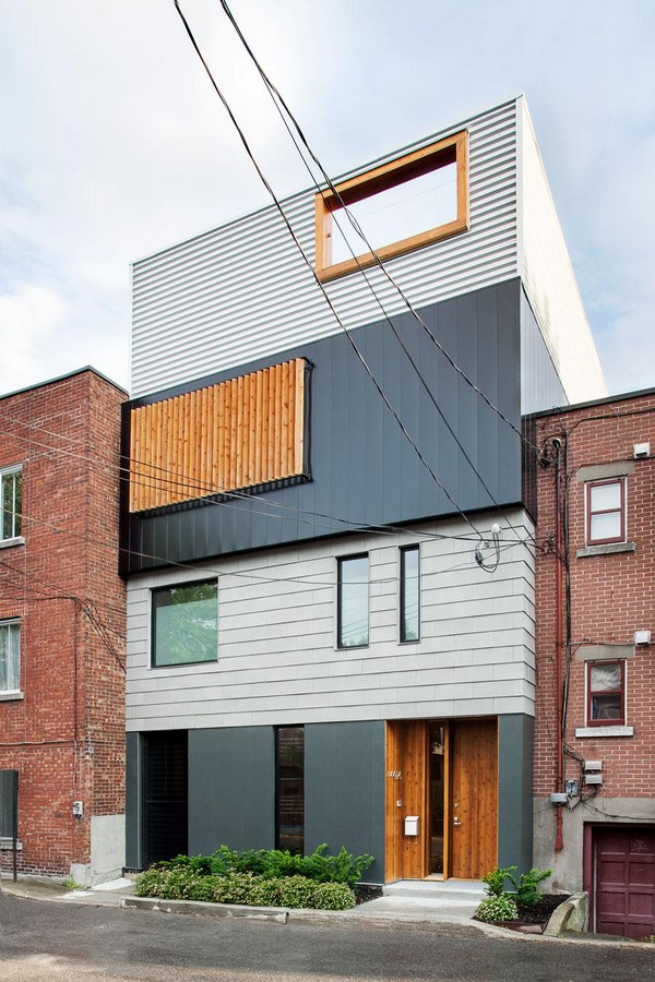 Stacked House, Montreal, QC - Sheet1