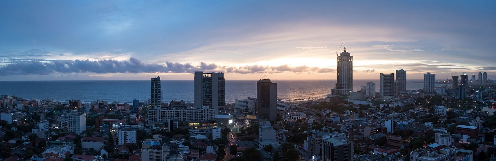 Architecture of Cities: Colombo: Fastest-growing city in the world - Sheet1