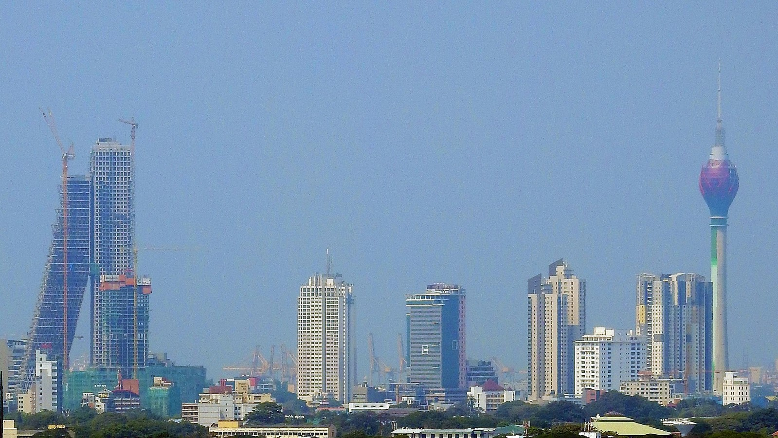 Architecture of Cities: Colombo: Fastest-growing city in the world - Sheet6