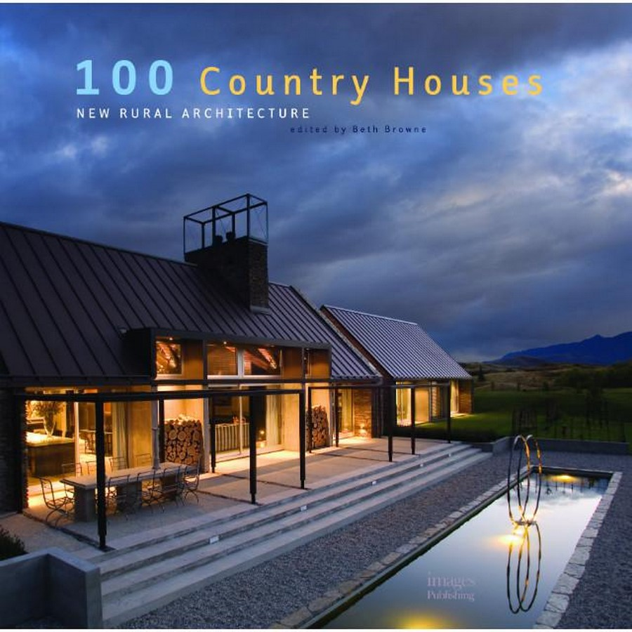 Book in Focus: 100 country houses by Beth Browne - Sheet1