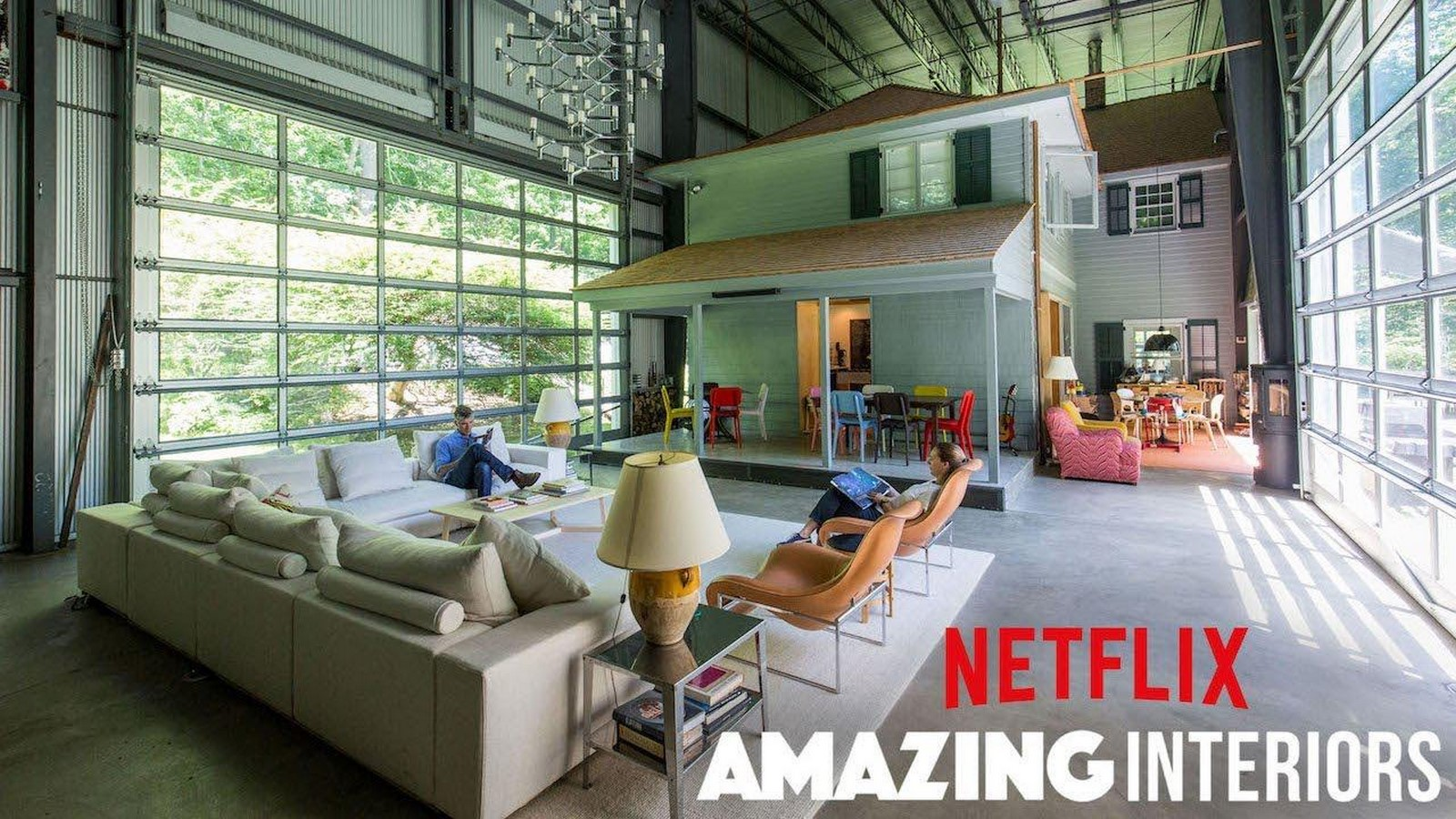 10 Architectural/Design shows on Netflix everyone should watch - Sheet6