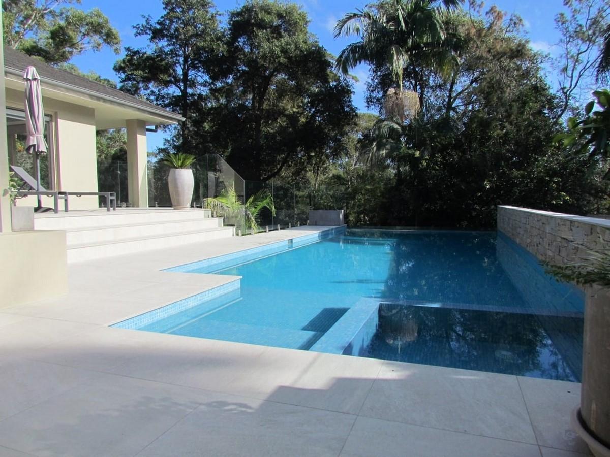Backyard Design - North Turramurra Pool, Australia - Sheet1
