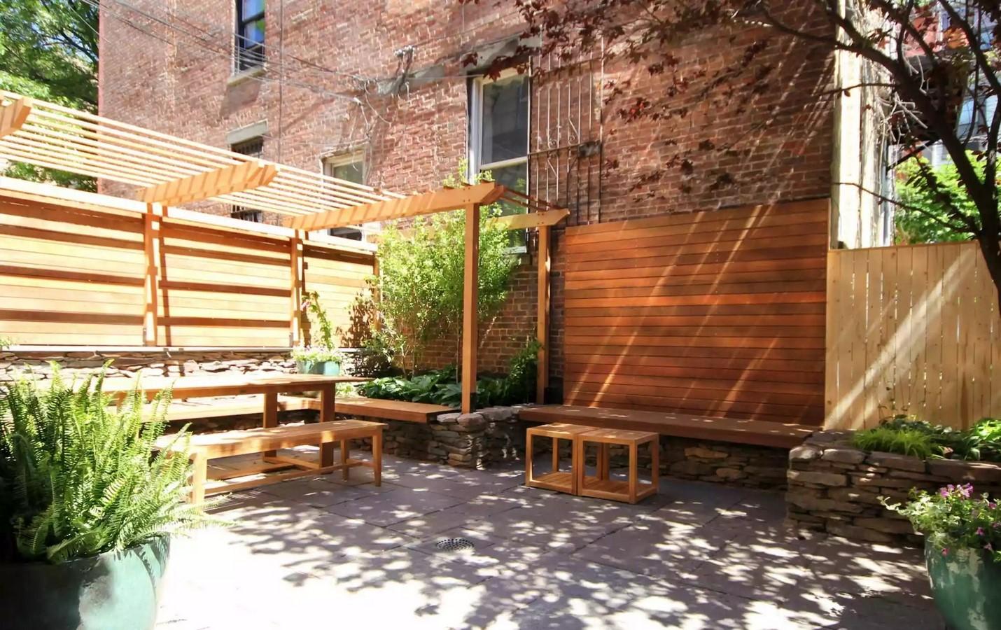 Backyard Design - Cobble hill homes, USA - Sheet2