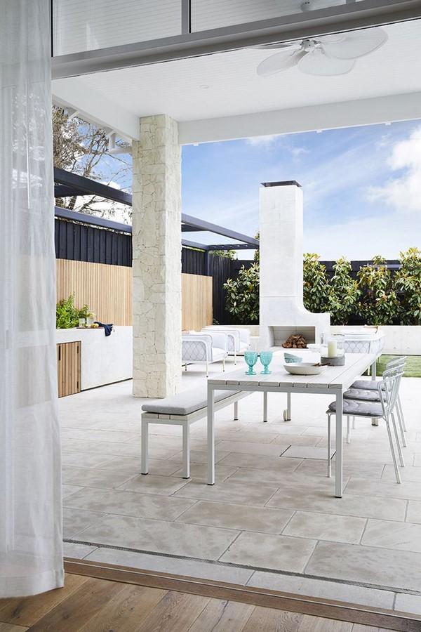 Backyard Design - Mornington Garden, Australia - Sheet1