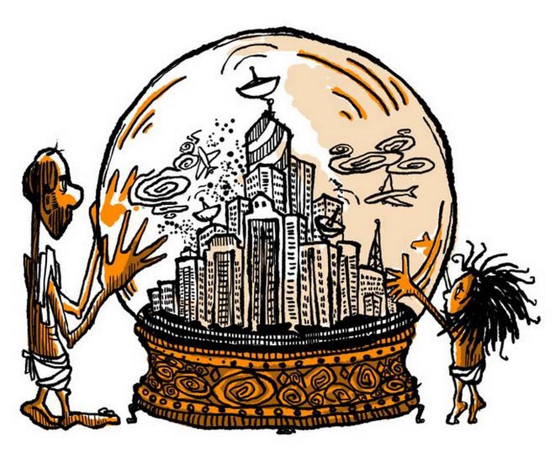 Divided Realities of A World Class City - Sheet1