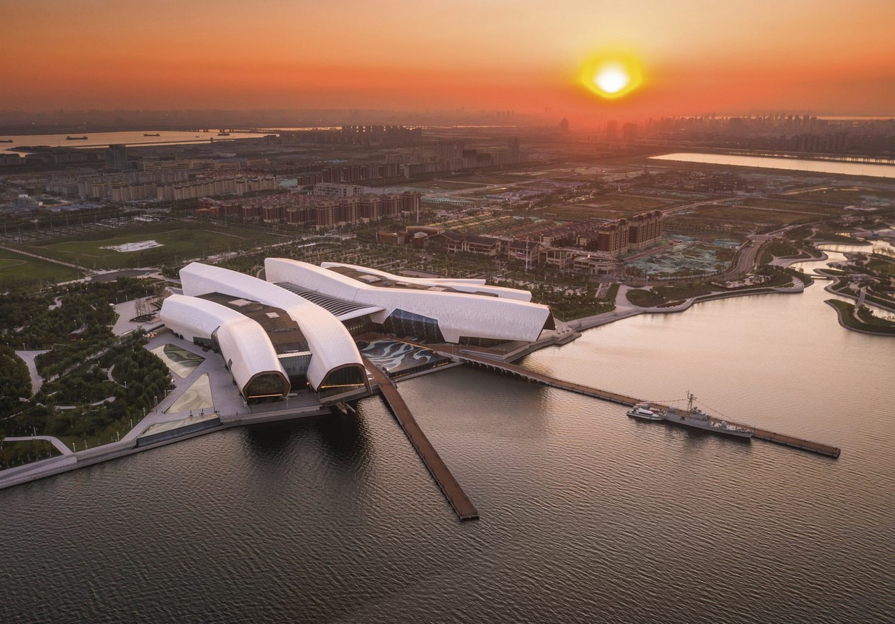 National Maritime Museum of China - Sheet1