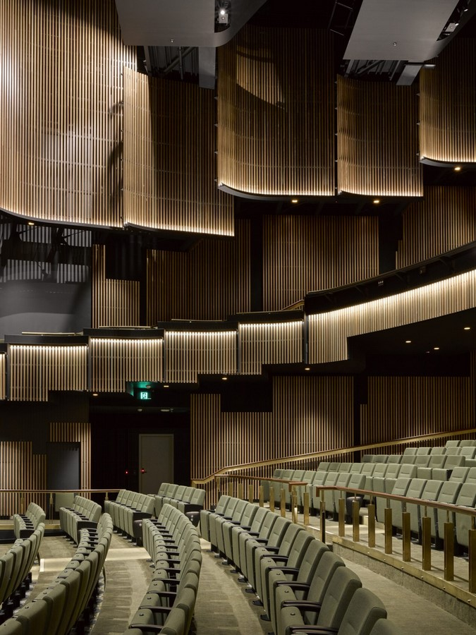 Cairns Performing Arts Centre - Sheet2