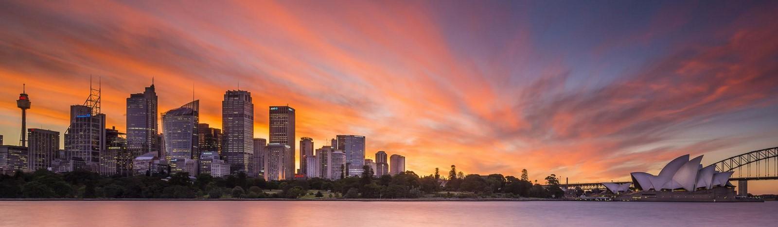 Architecture of Cities: Sydney: Australia's oldest city Sheet1