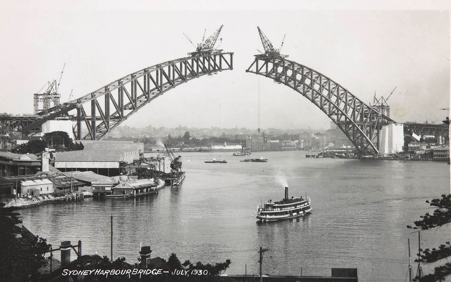 Architecture of Cities: Sydney: Australia's oldest city Sheet5