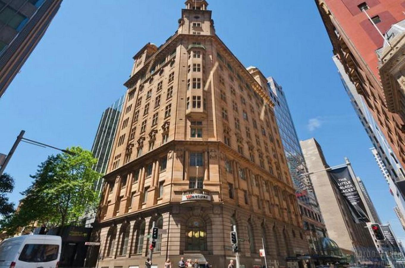 Architecture of Cities: Sydney: Australia's oldest city Sheet6