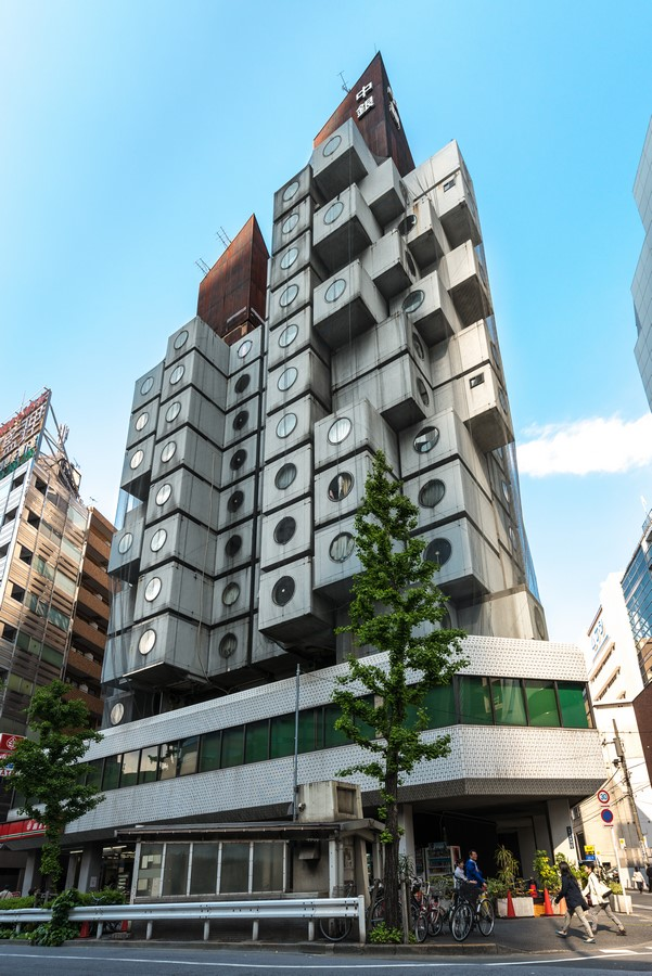 Architecture of Cities: Tokyo: Largest metropolitan in the world - Sheet4