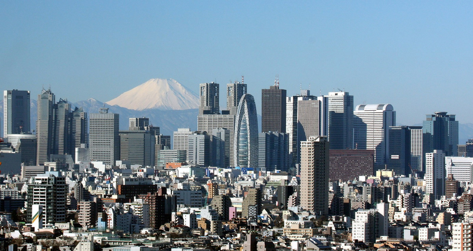 Architecture of Cities: Tokyo: Largest metropolitan in the world - Sheet1