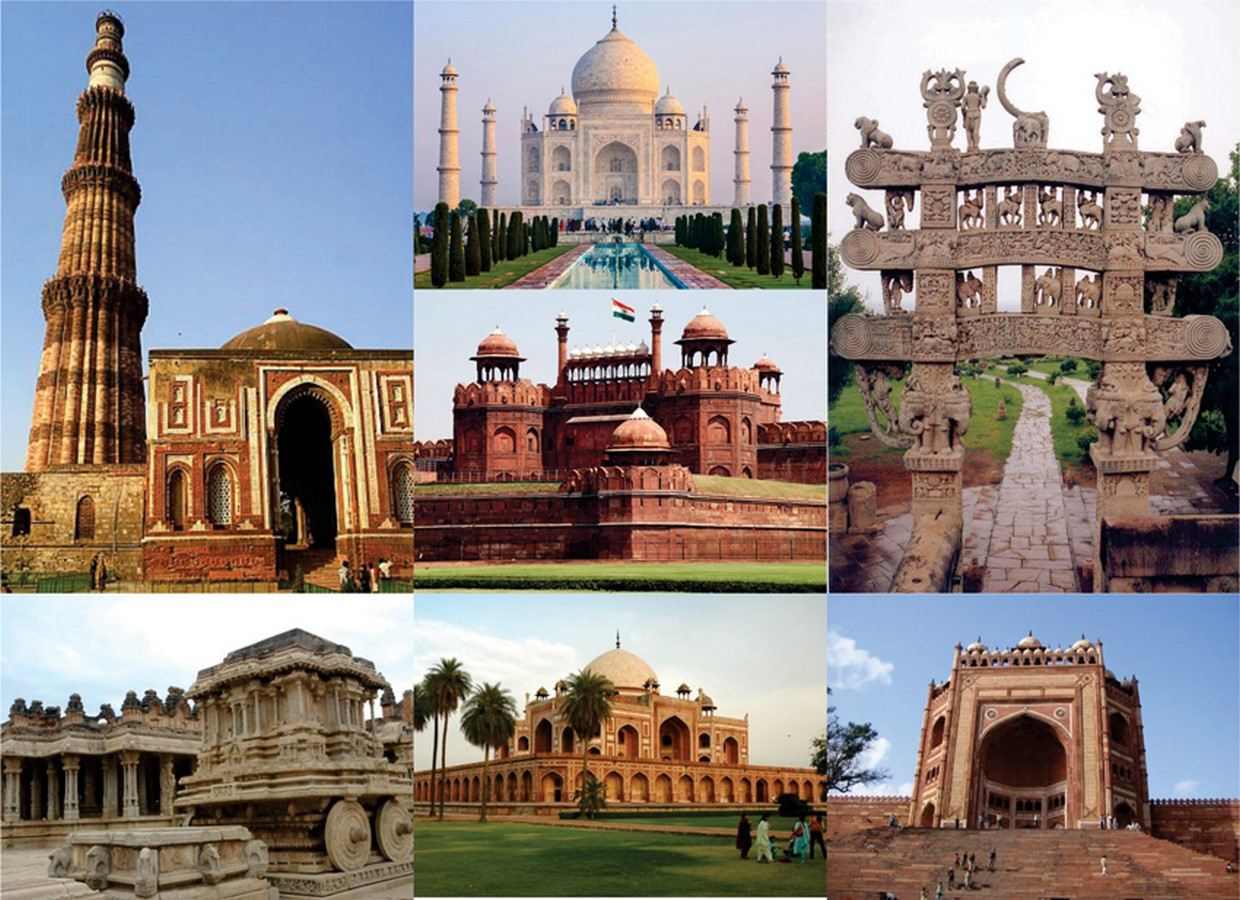 Conservation and protection of heritage monuments in India - Sheet2