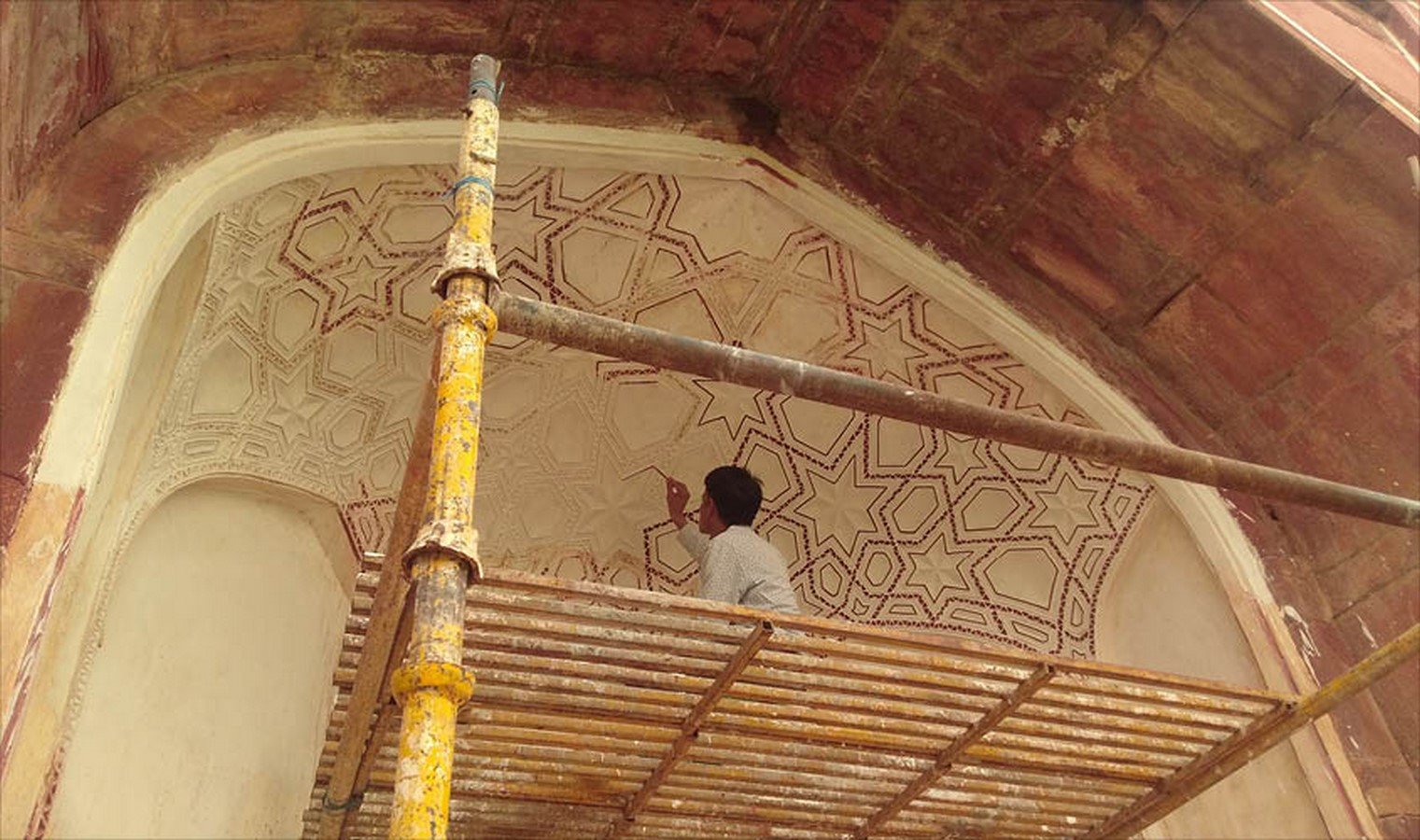 Conservation and protection of heritage monuments in India - Sheet3