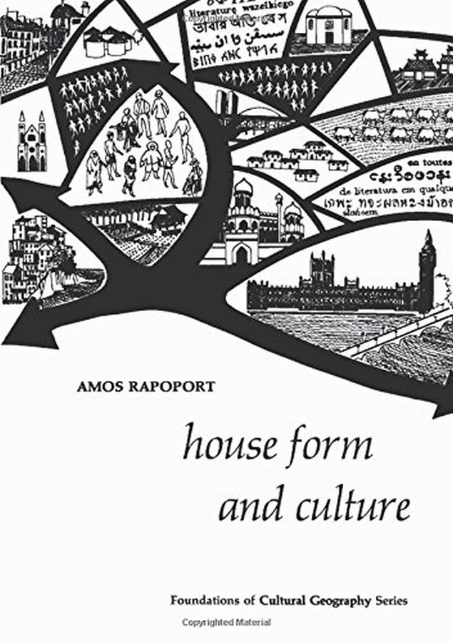 Book in Focus: House, Form and Culture by Amos Rapoport - Sheet2